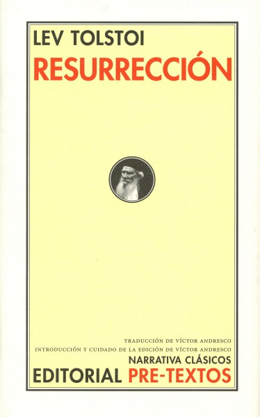 Resurrección de Lev Tolstoi